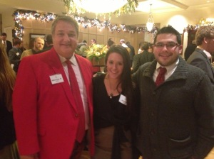 The Governor's Christmas Party