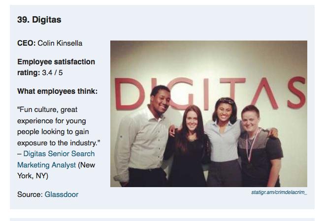 Digitas - Business Insider